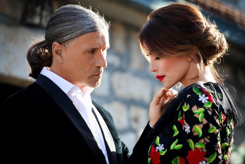 Severina in Goran Karan z novim videospotom Sta' je svit! (foto: Foto: Jelena Balić i Sonja Dvornik)