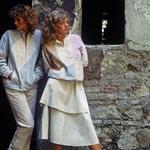 Bernarda Marovt in Bernarda Popelar, 1982 (foto: Stane Jerko)