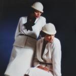 Nina in Bernarda, 1981 (foto: Stane Jerko)