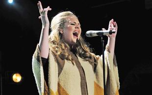 Adele zaradi treme pred nastopi nerga in se pritožuje!