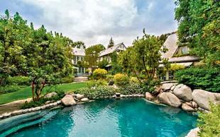 Rocker Ozzy Osbourne z novo hišo na Beverly Hillsu