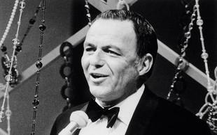 Frank Sinatra: Svoji največji uspešnici je sovražil
