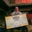 Kmetija: Nov začetek! Prejemnik zmagovalnega čeka za 50.000 evrov je Faki!