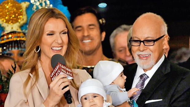 Ko je Céline Dion prvič zapela Renéju  Angélilu, ga je spravila v jok (foto: Profimedia)