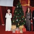 Kraljevi trači: Zgodnje božično kosilo za vso družino