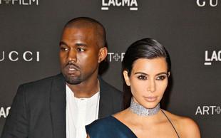 Kim in Kanye sta kupila hišo blizu Kris Jenner