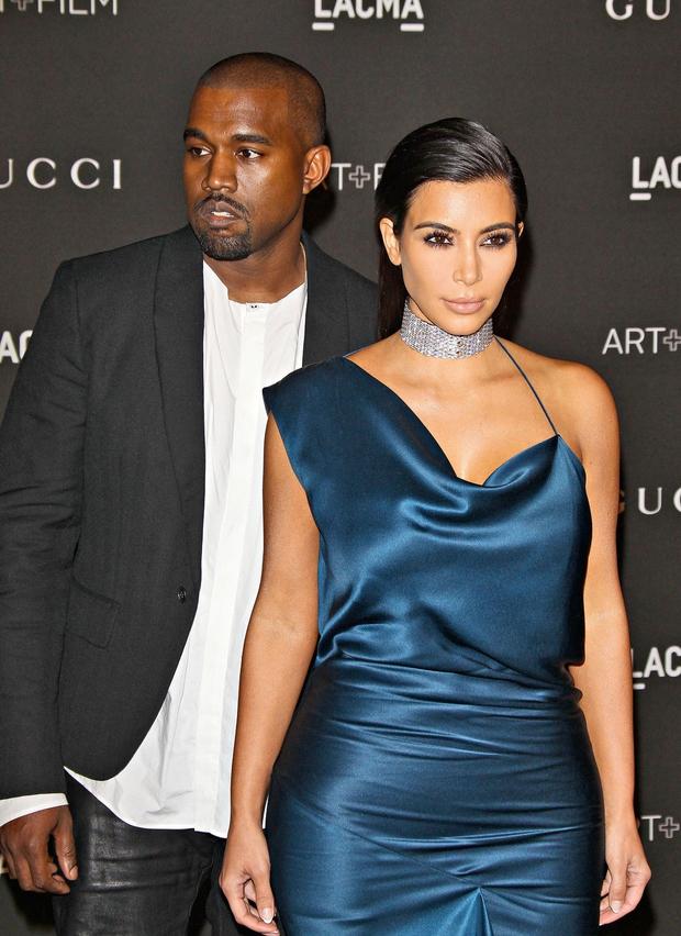 Kim in Kanye sta kupila hišo blizu Kris Jenner (foto: profimedia)