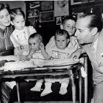 Isabella Rossellini se je rodila  švedski legendi filmskih platen I ngrid Bergman in italijanskemu  režiserju Robertu Rosselliniju,  zato ji je bil filmski posel  preprosto usojen.   (foto: Profimedia)
