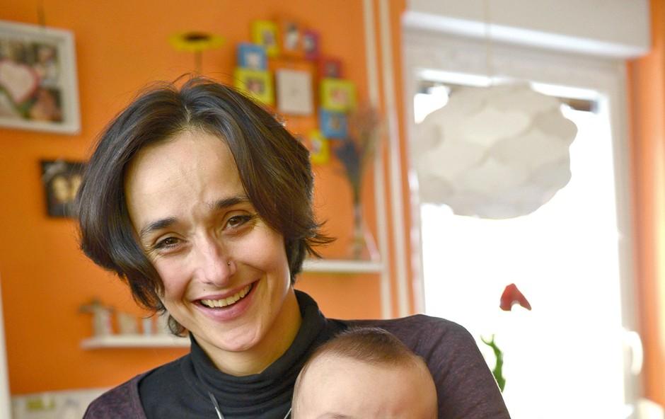 Nina Wabra Jakič: Ljubezen ne pozna spola (foto: Primož Predalič)