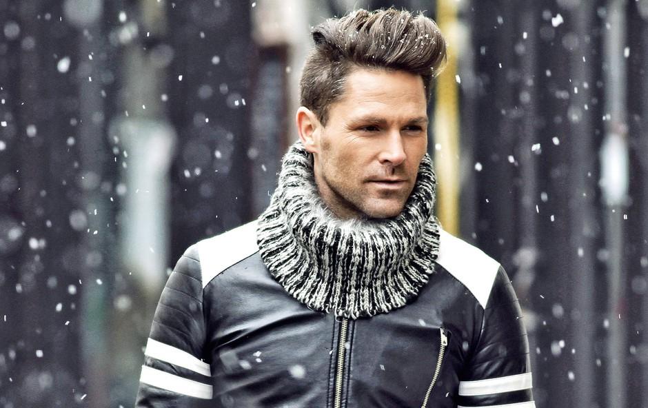 Letošnja zima bo za Sebastiana še posebej pestra. Že 24. januarja bo imela njegova plesna šola v hotelu Habakuk polletno plesno produkcijo. (foto: Tibor Golob)