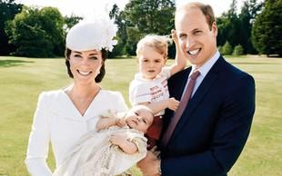"Princ William: ""Odkar sem očka, sem bolj sentimentalen ..."""
