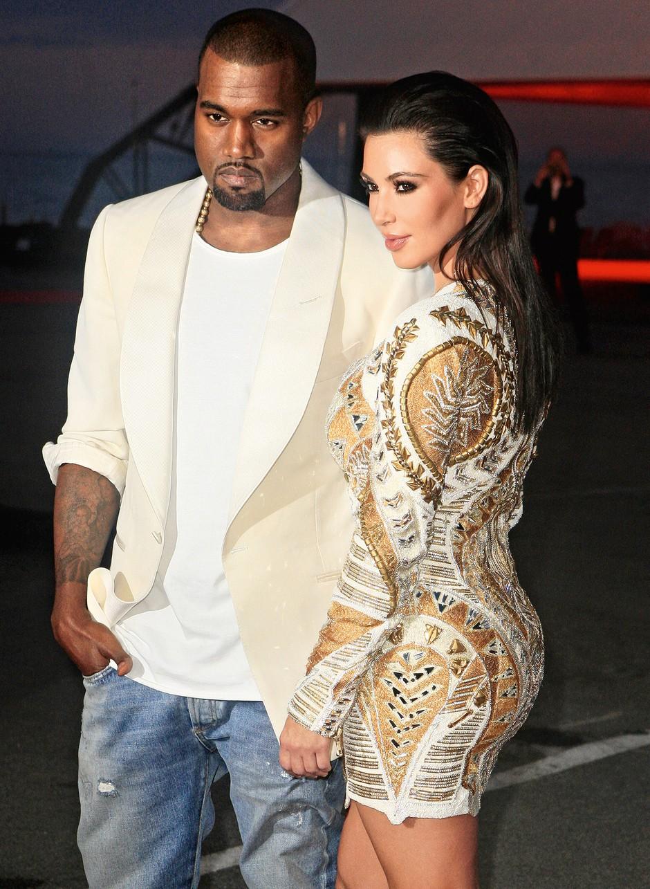 Notranjost dvorca Kanye West in Kim Kardashian (foto: Profimedia)