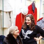 Barbara Por-Hrovat: Na obisku pri Divas Vintage (foto: Helena Kermelj)
