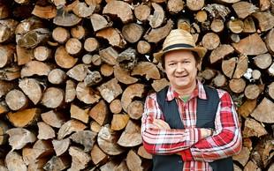 """Andrej Težak: """"Sem hobi kmet"""""""