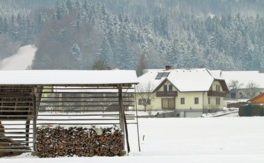 Peter Prevc: V domači vasi zlatega orla