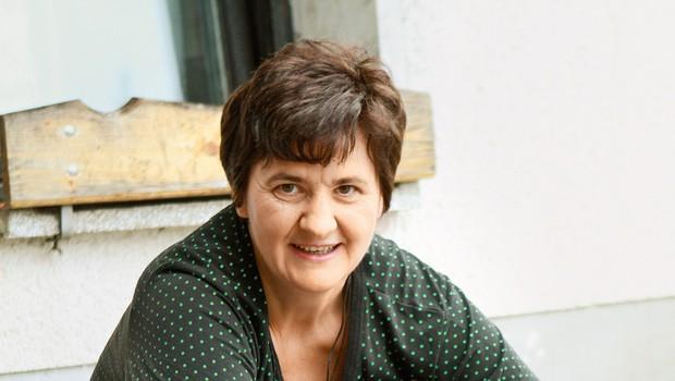 Alenka Zagorc (Gostilna išče šefa): Njeno srce grejeta mladiček in psiček v letih (foto: Lea Press)