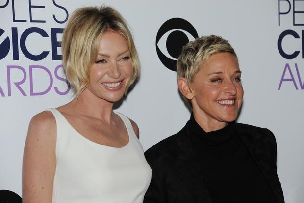Kako je Ellen DeGeneres prebrisano zaprla usta vsiljivim radovednežem! (foto: profimedia)