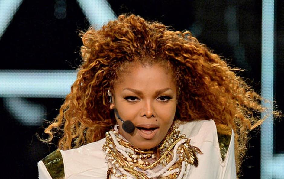 Janet Jackson zanika, da ima raka na grlu (foto: profimedia)