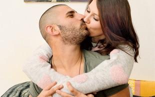 Tibor Baiee in Ana Hrovat (Big Brother): Zvezo skrivala kar štiri mesece