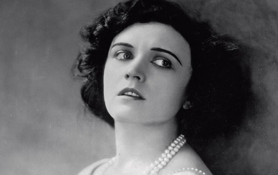 Pola Negri - prva velika evropska zvezda filma (foto: Profimedia)