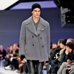 Sanjski začetek manekenske kariere Luke Mulca, ki je postal sploh prvi ekskluzivni model za Versace iz Slovenije. (foto: Profimedia, Immortal Models, Getty Images)