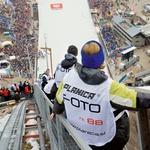 Planica bo tudi  letos prizorišče  zadnje tekme  smučarskih  skokov. (foto: Mediaspeed, Goran Antley)