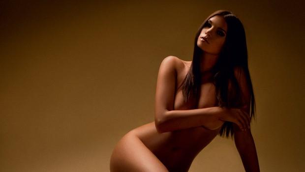 Daša Podržaj je za Playboy odvrgla krpice! (foto: Aleš Bravničar)