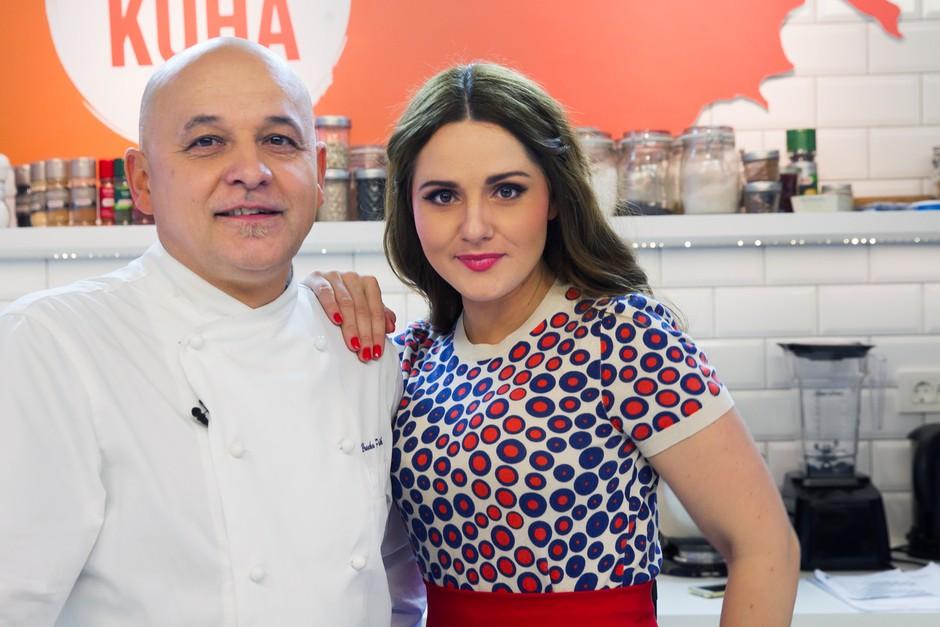 Prihaja šov Glej, kdo kuha – veliko tekmovanje malih šefov! (foto: Planet TV)