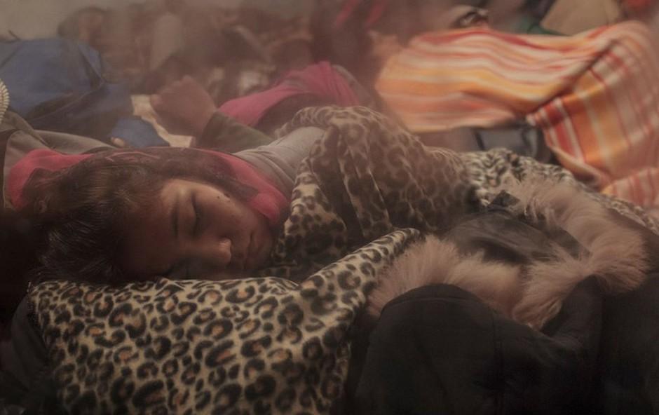 """Tina Lucu: """"10.000 tisoč otrok je izginilo, mi pa vsi gledamo stran!"""" (foto: Profimedia)"""