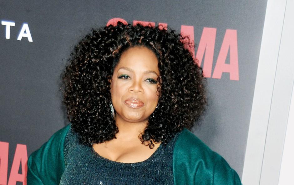 Oprah je upihnila 62 svečk (foto: Profimedia)