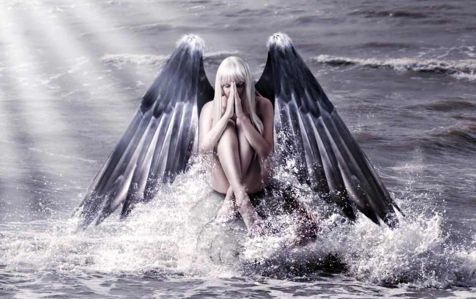7 modrih angelskih sporočil o ljubezni, spolni energiji in duši (foto: shutterstock)