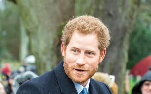 Princ Harry: Je na obzorju nova blondinka?