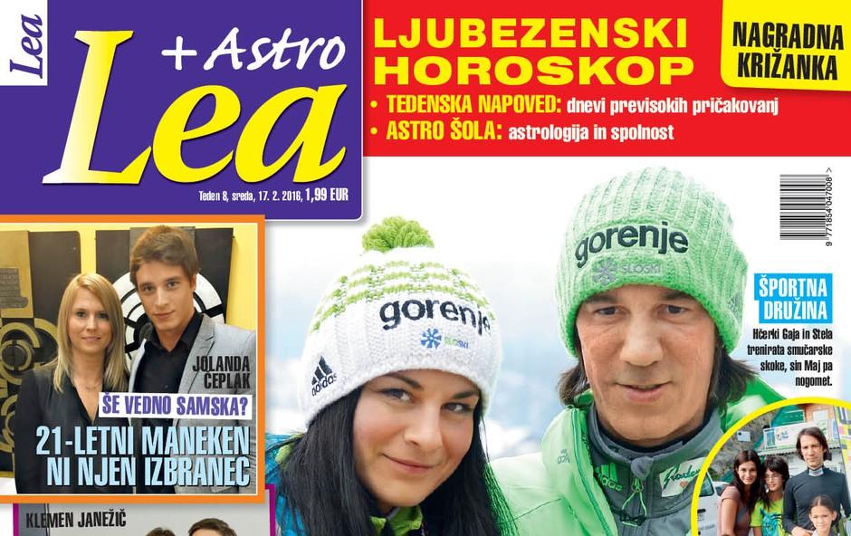 Renata in Primož Peterka za Leo: »Nora leta so za nama!«