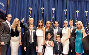 Melania Trump: Bela hiša vse bližje