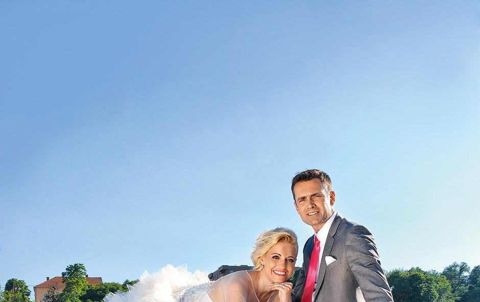 Miša Margan Kocbek: Lani poroka, letos medeni tedni! (foto: Marko Pigac, Natalija Jelušič Babič)