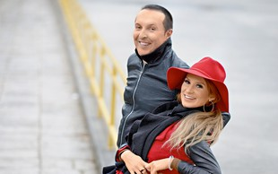 Frenk Nova in Kataya: Hvaležna, da sta se našla