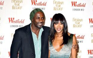 Je Naomi Campbell kriva za razpad razmerja Idrisa Elbe?