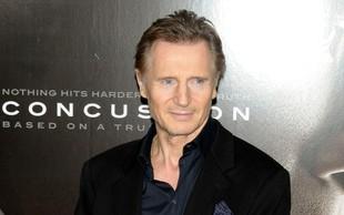 Kdo je skrivnostna ženska, ki jo ljubi Liam Neeson?