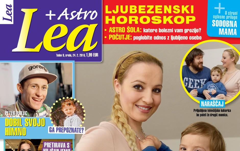 Ana Žontar Kristanc: Fantek bo! Piše nova Lea!