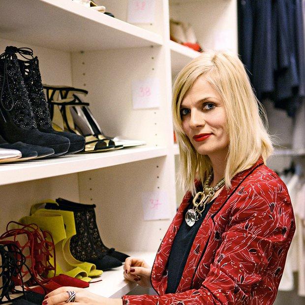 """Barbara Žgalin: """"Nimam veliko čevljev"""""""