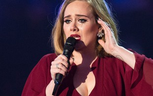 Na BRIT Awards je slavila Adele