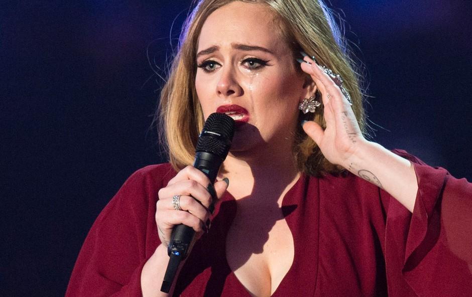 Na BRIT Awards je slavila Adele (foto: Profimedia)