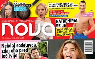 Inja Zalta (Usodno vino) je v resnici pobalinski deklič, razkriva Nova!