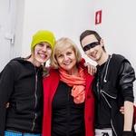 Utrinek sanj s humanitarnim Ljubljanskim zmajem! (foto: Nives Brelih)