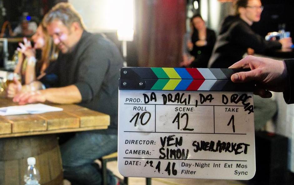 Prihaja humoristična serija Da, dragi! Da, draga! (foto: Facebook Da, dragi! Da, draga!)