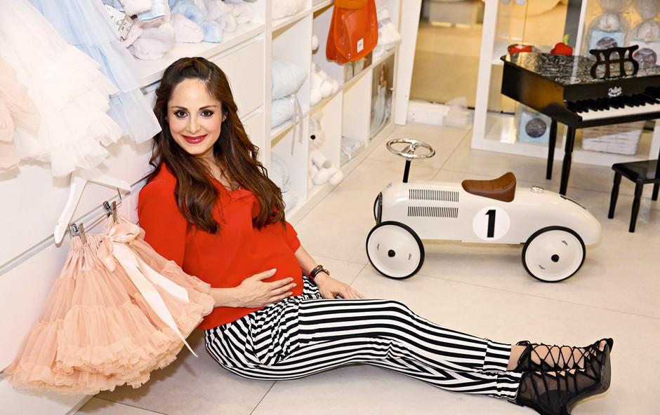 Ana si je vedno želela ustvariti družino, vendar pa se je prjšnja leta posvečala predvsem karieri in baletu.  (foto: Lea Press)