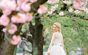 Maja Ferme: Skrivna romantična poroka