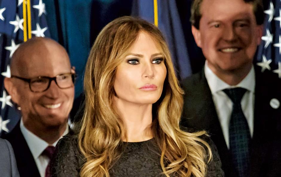 """Melania Trump: """"Donald bo ameriški predsednik!"""" (foto: Profimedia)"""