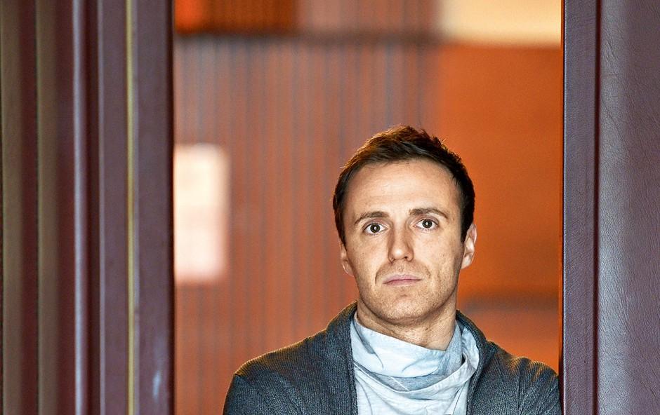 Ranko Babić: Tudi o lulanju v hlače (foto: POP TV)