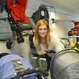 Manca Špik: Za otroški voziček je dala kar 1000 evrov!